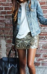 Sequins and T